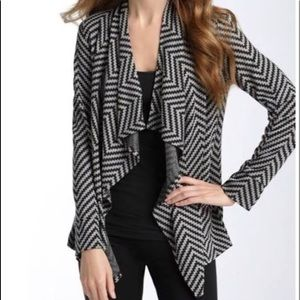Trina Turk fly open cardigan size 0 preowned